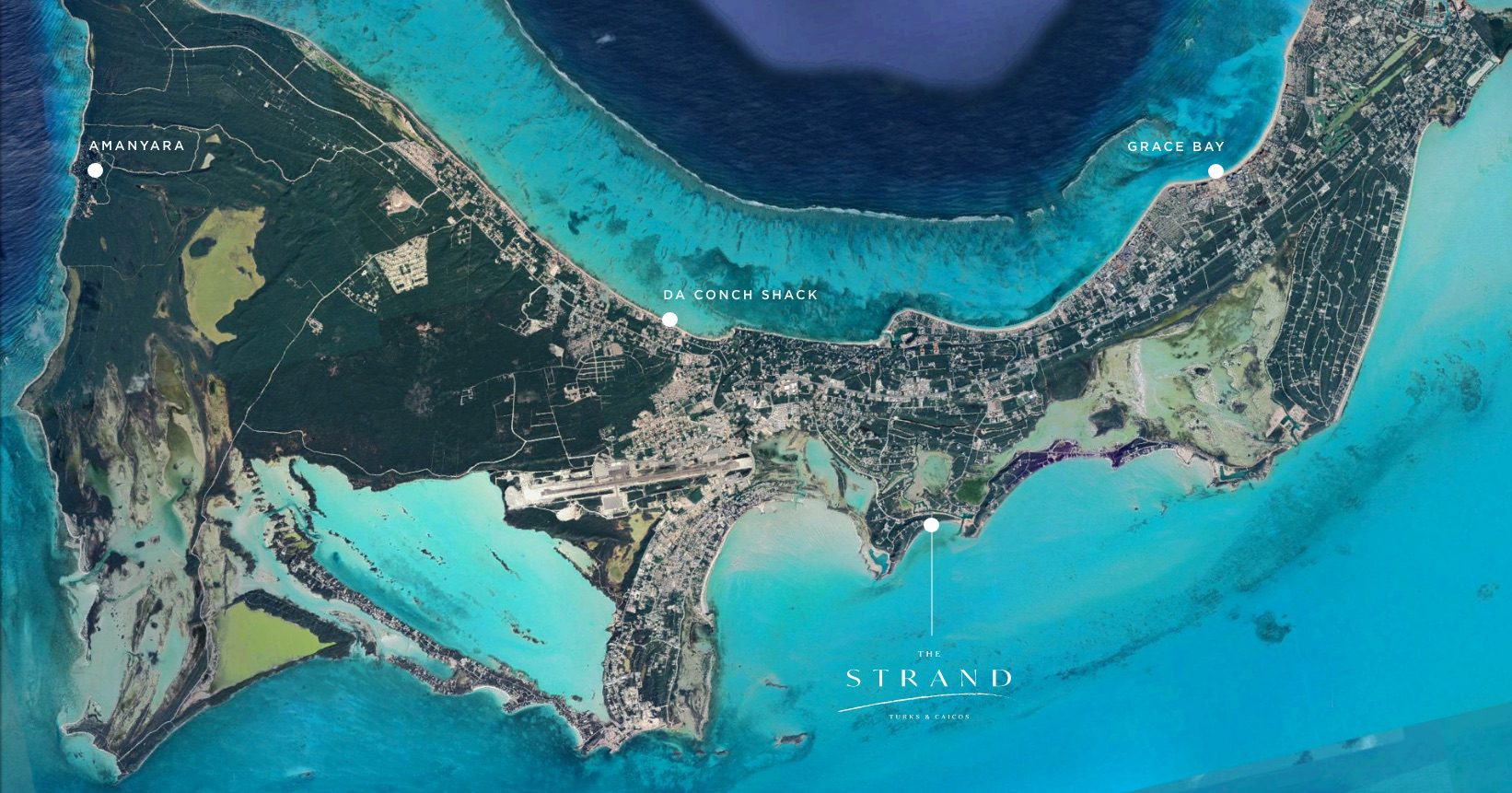 The Strand Turks and Caicos - Real Estate in Providenciales