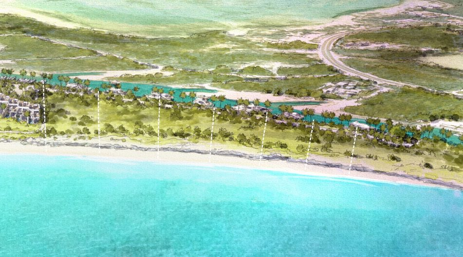 The Strand Turks and Caicos - Custom Homesites
