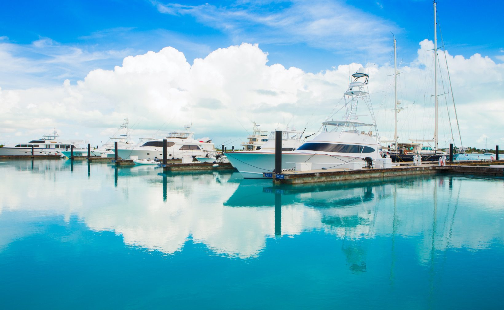 The Strand Turks and Caicos - Marina
