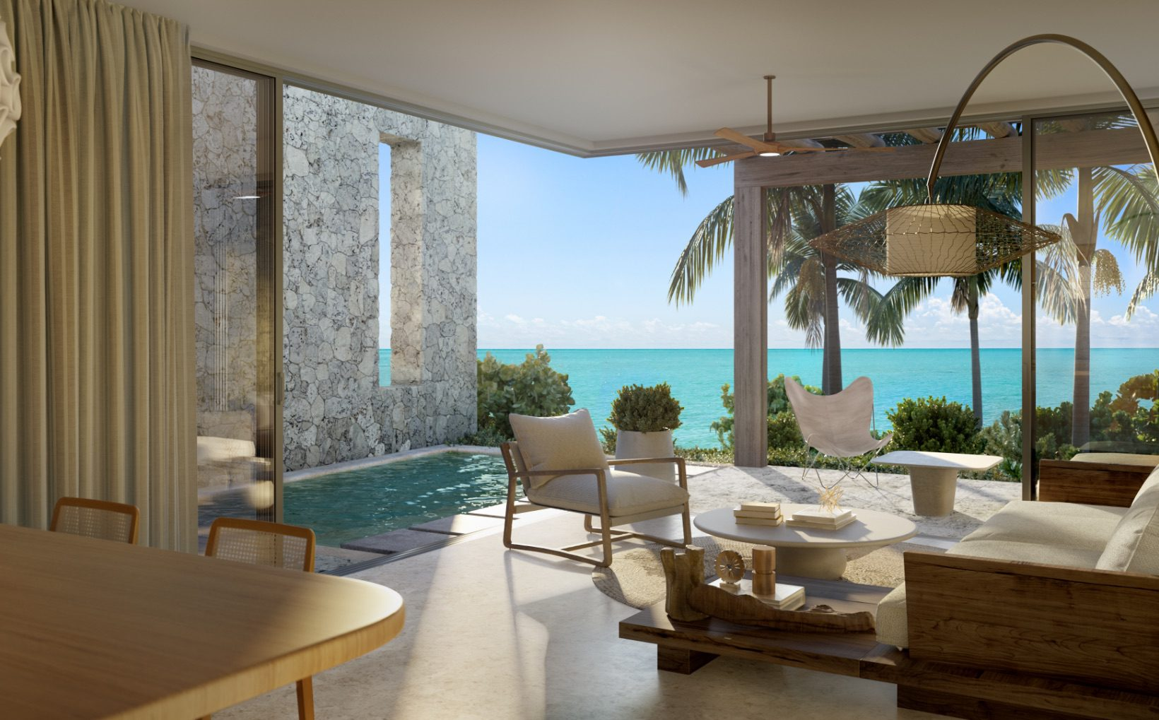 The Strand Turks and Caicos - The Villas