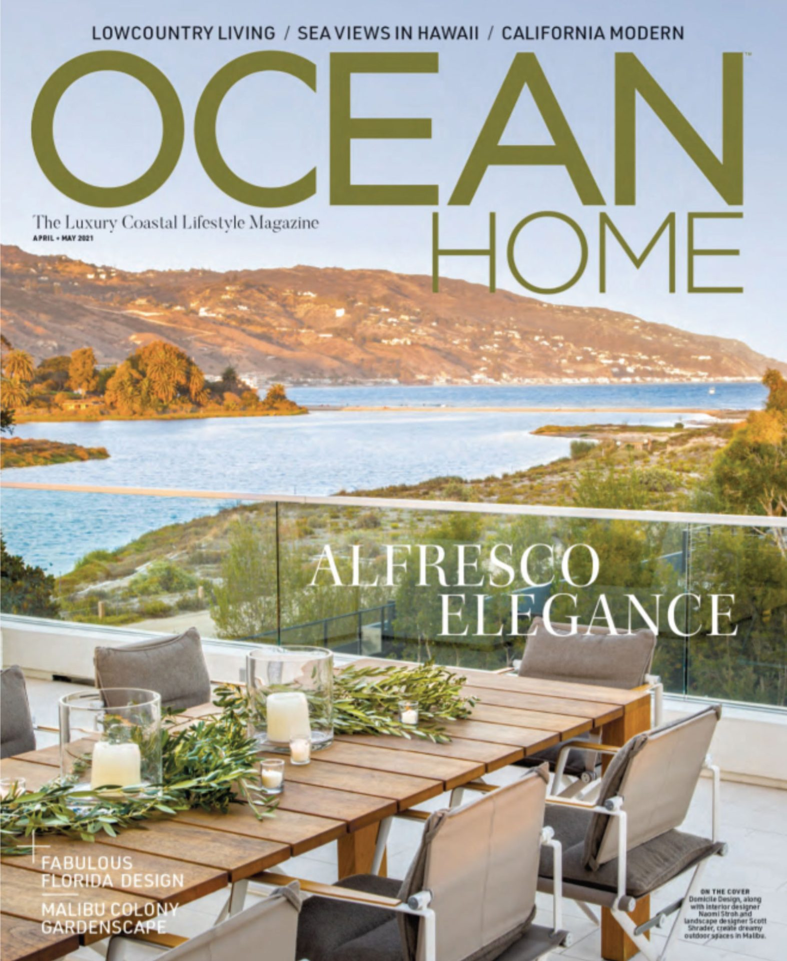 Ocean Home April - May 2021